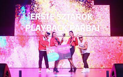 Az ERSTE Bank Hungary kollegái is támogatják Bókay Ambassadorunkat
