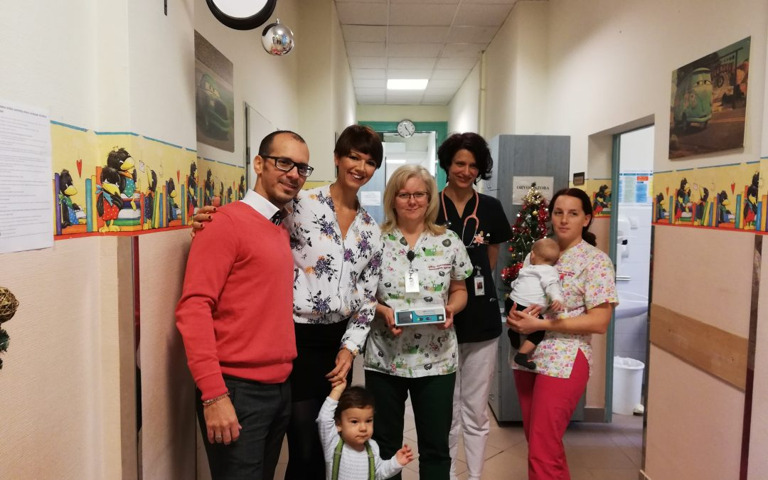 Rácz Dóra-Bókay Ambassadorunk kampánya során elérte a célt: az 1 millió Forintot!