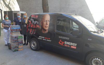 Adományt kaptunk az M.L. Energy Kft.-től