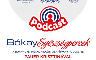 Újdonság: Podcast csatornát indít Alapítványunk!