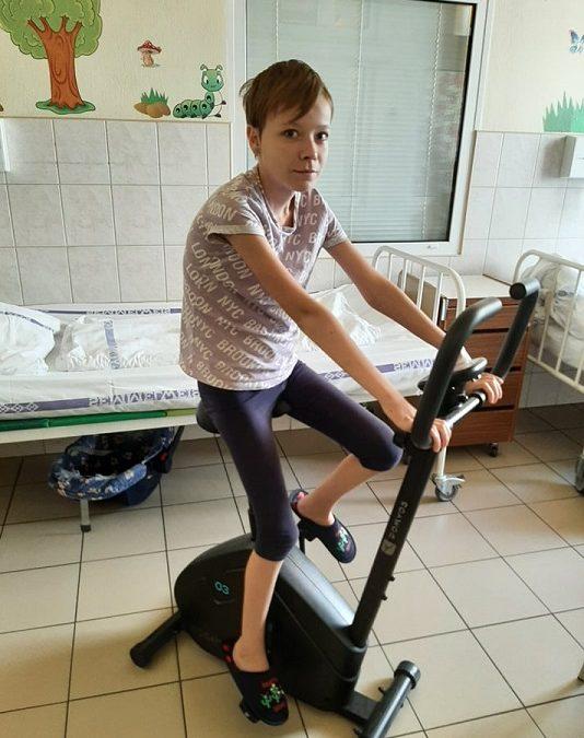 Új szobakerékpár